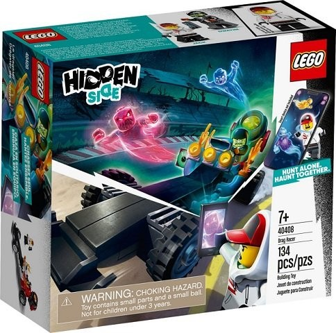 LEGO Hidden Side Drag Racer