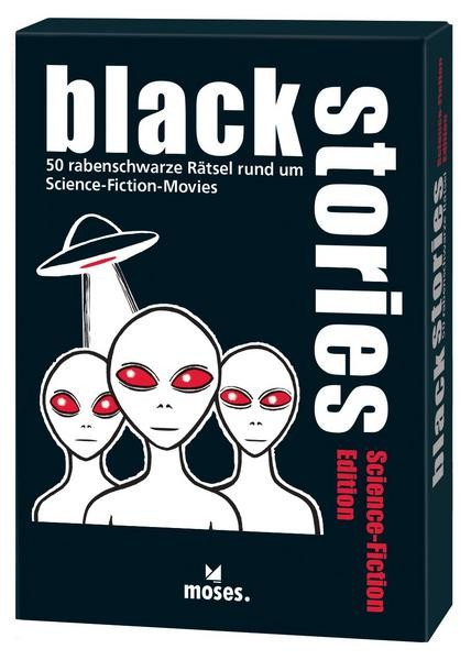 MOSES black stories Science-Fiction Edition