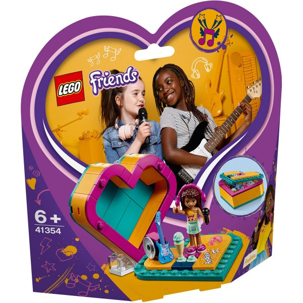 LEGO Friends Andreas Herzbox