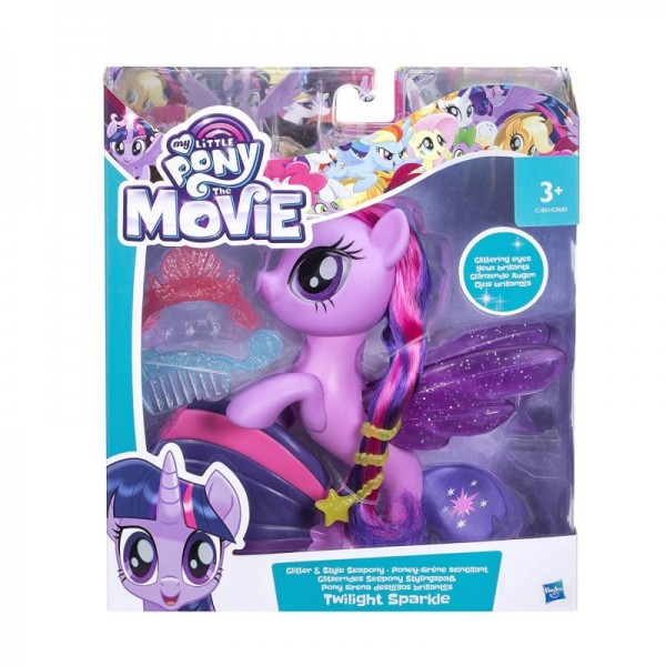 HASBRO My Little Pony Der Film Twilight Sprakle