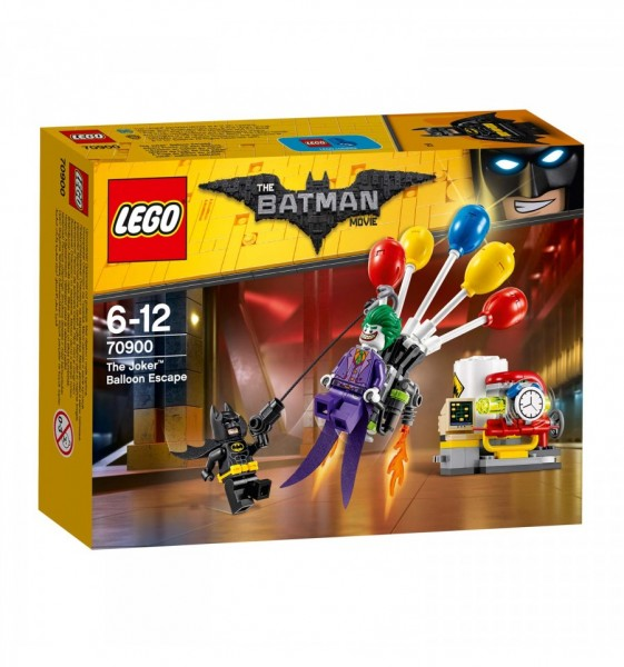 LEGO Batman Film The Joker-Ballon-Flucht