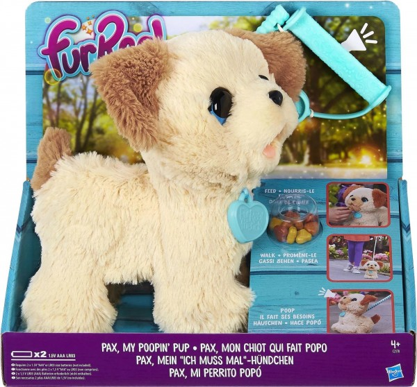 HASBRO FurReal Friends Hündchen Pax